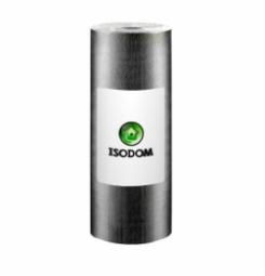 Изодом ECO ПЛ фольгированный серый 3 мм 1х50м