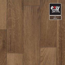 Линолеум Бытовой Polystyl Lux Oak 8 2,5м