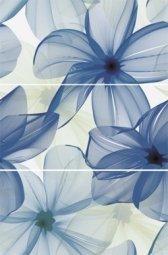 Панно Novogres Arty Decor Nayeli-3 голубой 27х60