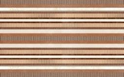 Декор Нефрит-керамика Сабина 04-01-1-09-03-11-634-0 40x25 Коричневый
