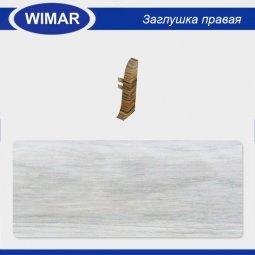 Заглушка торцевая правая Wimar 801 Дуб Рене