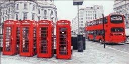 Декор Lasselsberger Лондон 1641-6617 20x40