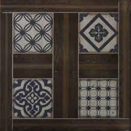 Плитка для пола Сокол Корсика KRSМ орнамент матовая 44x44