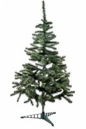 Ель 180 см искусственная зеленая Зимняя красавица 3