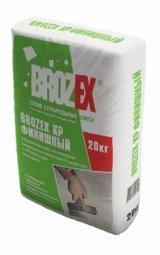 Шпатлевка Brozex КР финишная полимерная белая 20 кг