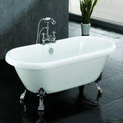 Ванна Faro Комфорт CLDBL59 акриловая без ножек 150x80x71