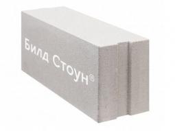 Газоблок Build Stone ГБп-250 D-500