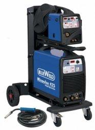 Комбинированный сварочный аппарат BlueWeld Mixpulse 425 MIG/TIG/MMA