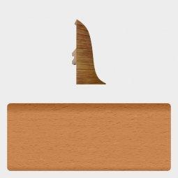 Заглушка торцевая левая Т-пласт 003 Бук Натуральный
