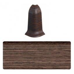 Наружный угол (блистер 2 шт.) Т-пласт 065 Венге/Венге кофейный