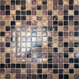 Мозаика Elada Aventurin HK-19 фиолетовый микс 32.7x32.7