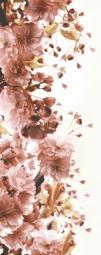Панно Керамин Романтика тип 2 Розовый 50x20