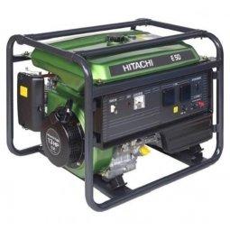 Генератор бензиновый Hitachi E 50