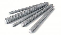 Арматура стальная А500С, ГОСТ Р 52544-2006, 12 мм (11.7 м)