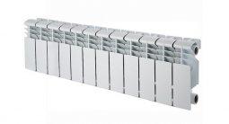 Радиатор алюминиевый Lietex 200-85С 12 секц.