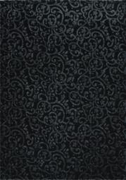 Плитка для стен ВКЗ Колибри  черная 28x40