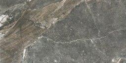 Керамогранит Kerranova Genesis полированный темно-серый  30x60