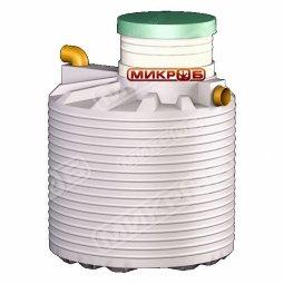 Септик Тритон Пластик Микроб 900