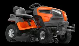 Садовый трактор - газонокосилка Husqvarna  TS 346