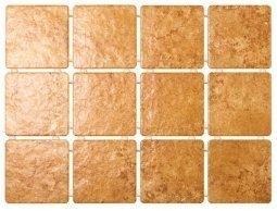 Плитка для стен Kerama Marazzi Ницца плотно 30х40 из 12 частей 9,9x9,9 1227T беж светлый