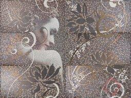 Панно Ceramica Latina Aurea Mural Lola 75x100