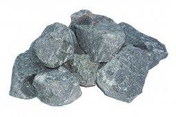Камень для бани Атлант Камень Порфирит галтованный в коробке 20 кг