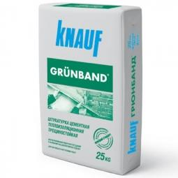 Штукатурка Knauf Грюнбанд фасадная теплоизоляционная 25 кг