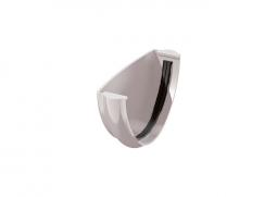 Заглушка желоба Технониколь (Verat) Белая (125х82 мм)
