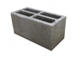 Блок железобетонный  стеновой СКВ-1-0 390х190х188