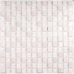 Мозаика Bonаparte Iceberg белая глянцевая 30x30