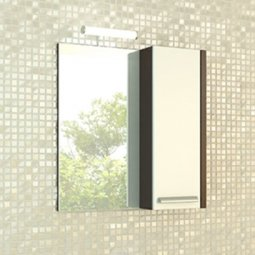 Шкаф-зеркало Comforty Барселона-70 венге