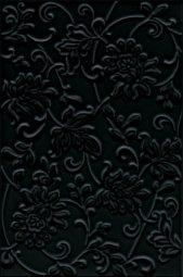 Плитка для стен Kerama Marazzi Аджанта 8217 20х30 черный