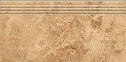 Ступени Kerranova Shakespeare матовый бежево-коричневый 29.4x60