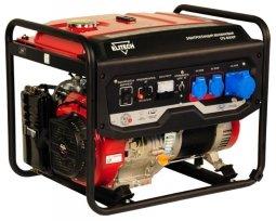 Генератор бензиновый Elitech СГБ 8000 Е 6000/6500 Вт ручной/электрический запуск