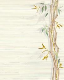 Декор Cersanit Salice SC2B011 Бежевый 20X25