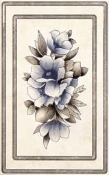 Декор Kerama Marazzi Элегия E1727\6170 25х40
