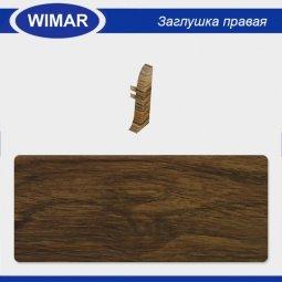 Заглушка торцевая правая Wimar 813 Дуб Дворцовый