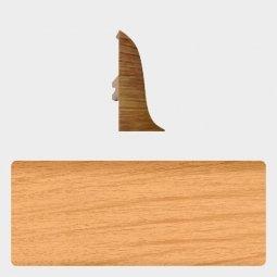 Заглушка торцевая левая (блистер 4 шт.) Т-пласт 006 Вишня Светлая
