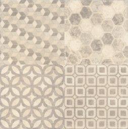 Плитка для пола Kerama Marazzi Саттон 4228 40.2х40.2 бежевый декор