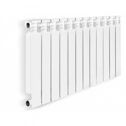 Радиатор алюминиевый Oasis RU-L 500/80 4 секций 0.72 кВт
