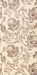 Декор Lasselsberger Белла серый 19,8х39,8
