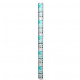 Гидро-пароизоляционная пленка Laminek Д 1,5м (70м2/рул)