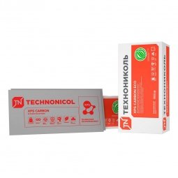 Минераловатный утеплитель Технониколь XPS Carbon ECO 1180х580х50 мм/8 шт.