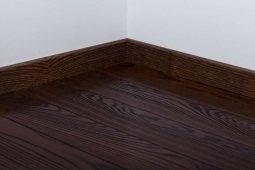 Плинтус Tarkett Шпонированный 80x20 Art Brown Barcelona