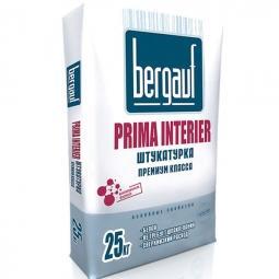 Штукатурка Bergauf Prima Interier минеральная 25 кг