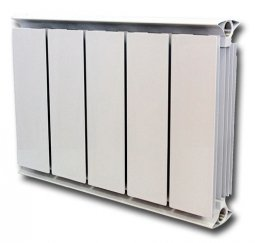 Радиатор алюминиевый Термал Стандарт-52 300 13 секций