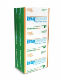 Стекловолоконный утеплитель Knauf Фасад Thermo Slab 034 50х600х1250 мм