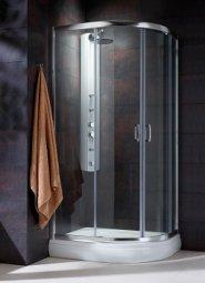 Душевая кабина Radaway Premium Plus сатин 120х90х190
