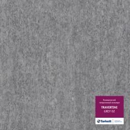 Линолеум коммерческий гетерогенный Tarkett Travertine Grey 2 3 м