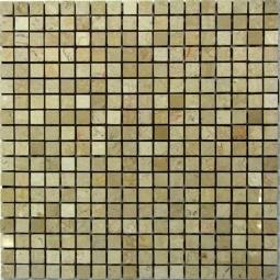 Мозаика Bonаparte Sorento желтая матовая 30.5х30.5